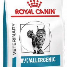 Royal Canin VD Cat Dry Anallergenic 4 kg