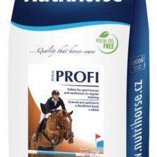 Nutri Horse Profi 20 kg pellets NOVÝ