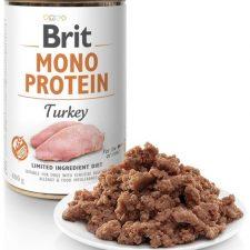 Brit Mono Protein konz. Turkey 400 g