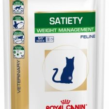 Royal Canin VD Cat kaps. Satiety Weight Management 12 x 85 g