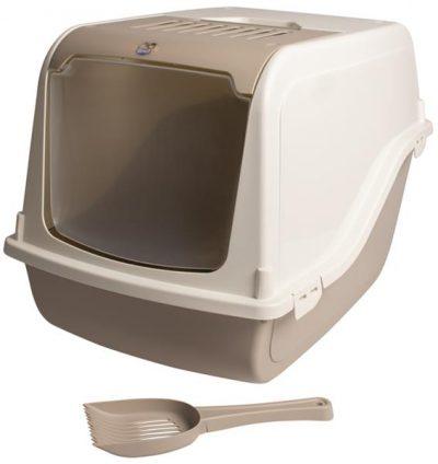 WC kryté - Sybil Duvo+ moccacino 57x48x38cm