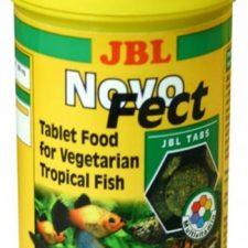 JBL NovoFect - adhezivní rostlinné tablety 100ml