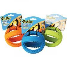 Hračka guma Interactive Football mini 12cm HP