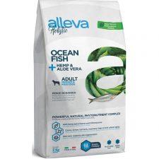 ALLEVA HOLISTIC Dog Dry Adult Ocean Fish Medium/Maxi 2kg