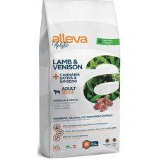 ALLEVA HOLISTIC Dog Dry Adult Lamb&Venison Medium/Maxi 12kg