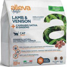 ALLEVA HOLISTIC Cat Dry Adult Lamb&Venison 400g