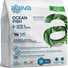ALLEVA HOLISTIC Cat Dry Adult Ocean Fish 400g