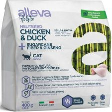 ALLEVA HOLISTIC Cat Dry Adult Neutered 400g