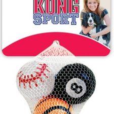 Hračka tenis Sport míč 3ks KONG S