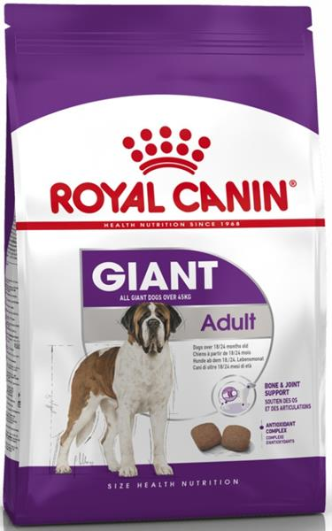 Royal Canin - Canine Giant Adult 15 kg