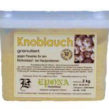 EPONA Knoblauch Granulat - česnekový granulát 1,5 kg