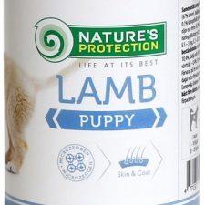 Nature's Protection Dog konz.Puppy jehně 400 g