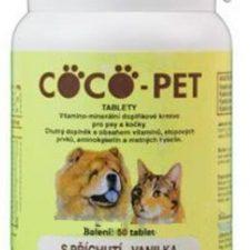 Coco Pet vanilka 50 tbl