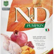 N&D Grain Free Cat Adult Pumpkin Quail & Pomegranate 1,5 kg