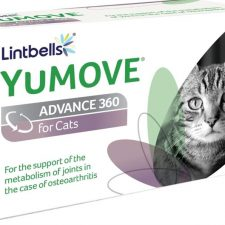 Lintbells YuMOVE Advance 360 pro kočky 60 kapslí