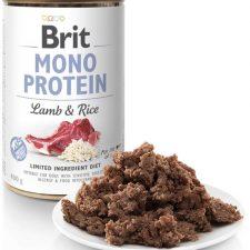 Brit Mono Protein konz. Lamb & Rice 400 g