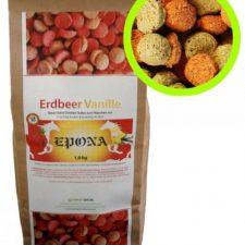 EPONA Erdbeer-Vanille Snack 1 kg