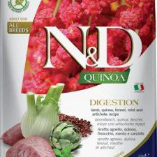 N&D Grain Free Dog Adult Quinoa Digestion Lamb & Fennel 2,5 kg