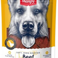 Wanpy Dog Soft Beef Jerky Slices 100 g