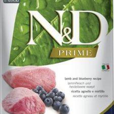 N&D PRIME Dog Grain Free Adult M/L Lamb & Blueberry 12 kg