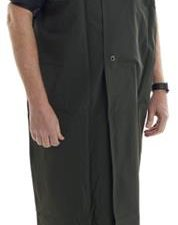 Ochr. oblek porodní Kruuse-PVC/nylon,halena 150 cm