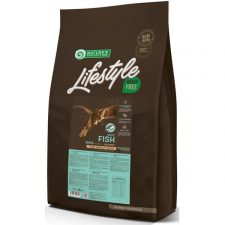 Nature's Protection Cat Dry LifeStyle GF Adult White Fish 7 kg