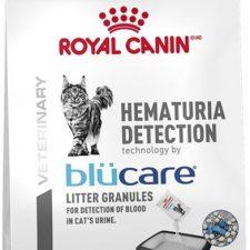 Royal Canin Hematuria Detection pro zjišťování přítomnosti krve v moči kočky 2 x 20 g