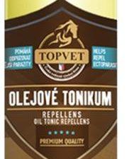 Olejové tonikum 250ml Topvet