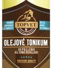Olejové tonikum 500ml Topvet