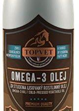Omega 3 olej 1l Topvet