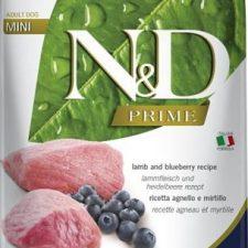 N&D PRIME Dog Adult Mini Lamb & Blueberry 7 kg