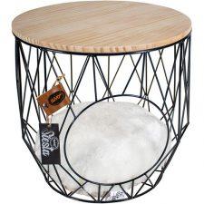 Domek cat Caviar stolek 33x33x39 Duvo+