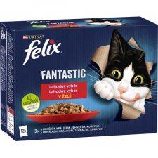 Felix cat kaps.-Fant.Multipack masový výběr 12 x 85 g