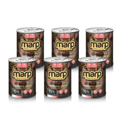 Marp Variety Blue River konzerva pro psy 6x400g