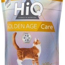 HiQ Cat Dry Senior 400 g