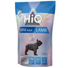 HiQ Dog Dry Adult Mini Lamb 400 g