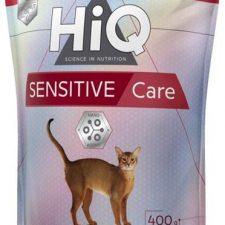 HiQ Cat Dry Adult Sensitive 400 g