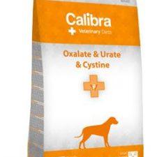 Calibra VD Dog Oxalate&Urate&Cystine 2kg NEW