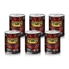 Marp Venison konzerva pro psy se zvěřinou 6x400g