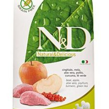 N&D Adult Boar & Apple