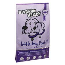 BARKING HEADS Little Big Foot