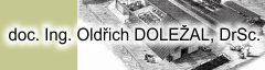 doc. Ing. Oldřich Doležal, DrSc. logo